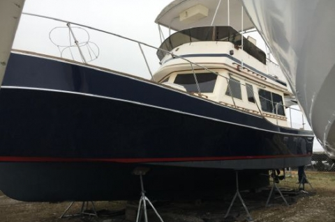 1983 Chris-Craft West Indian Trawler